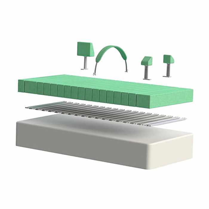 Jenx Dreama With Aluminum Base & Positioning Options