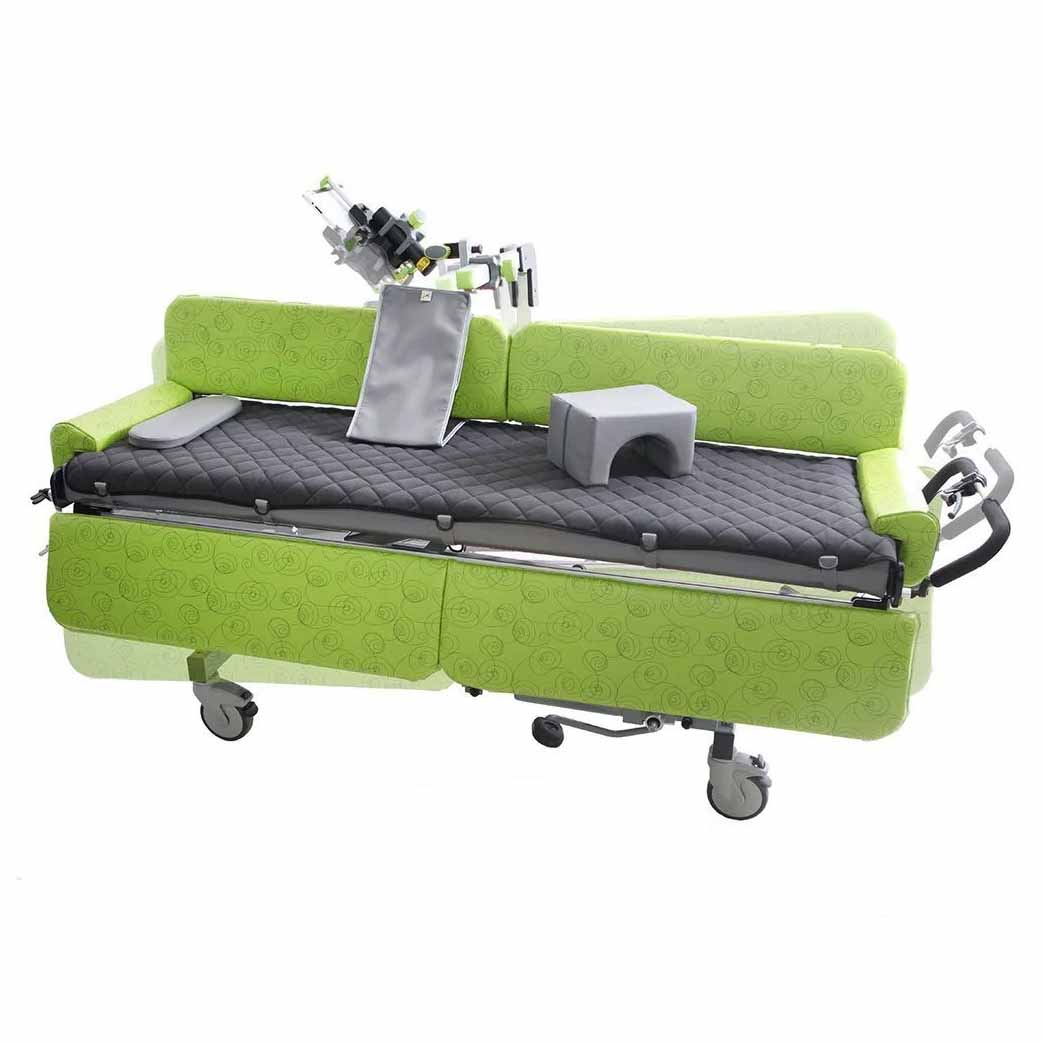 Jenx Ly-On with fold down side rails