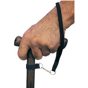 Alex Orthopedic Cane Wrist Strap with Snap Off Clip