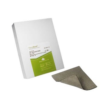 """Choice Therapeutics TheraBond 3D Antimicrobial Contact Dressing, 4"""" x 8"""""""