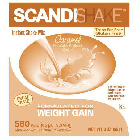 Scandishake Oral Supplement