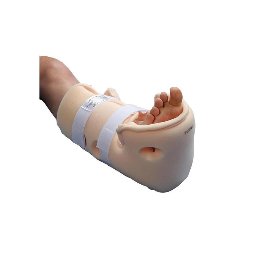 Alimed Heelift Heel Suspension Boot, Beige