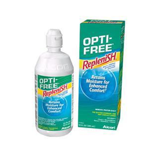 Alcon Labs Opti-Free Replenish Contact Lens Solution 10 oz