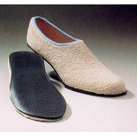 Care-Steps II Hard Sole Slippers Adult