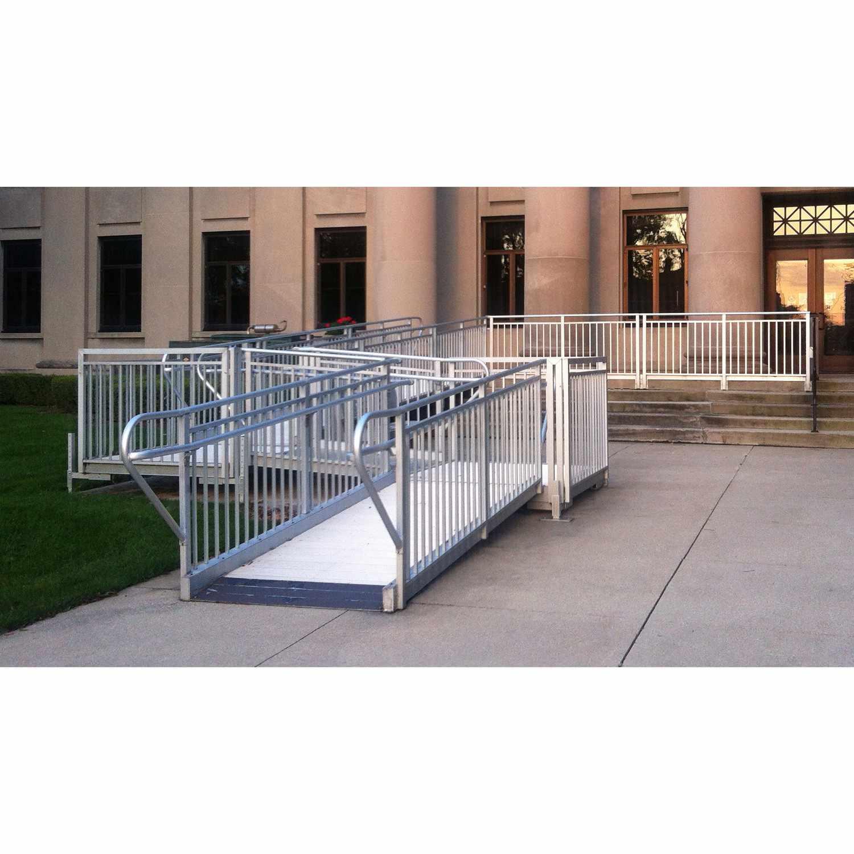 Alumiramp ACOM - Aluminum Ramp System