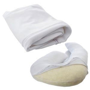 Amenity MedCline Pillow Extra Cover, for Therapeutic Body Pillow