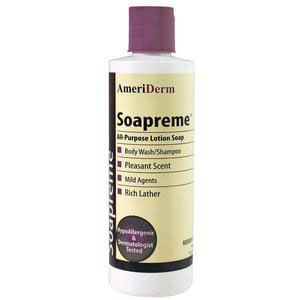 Ameriderm Soapreme All-purpose Lotion Soap, Hypoallergenic, 8 oz