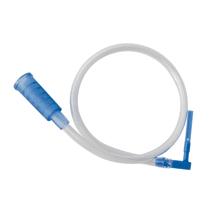AMT Decompression Tube, Bolus Port, 18Fr, 1-2/3cm
