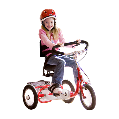 ProSeries 1412 tricycle with 1600 seat system