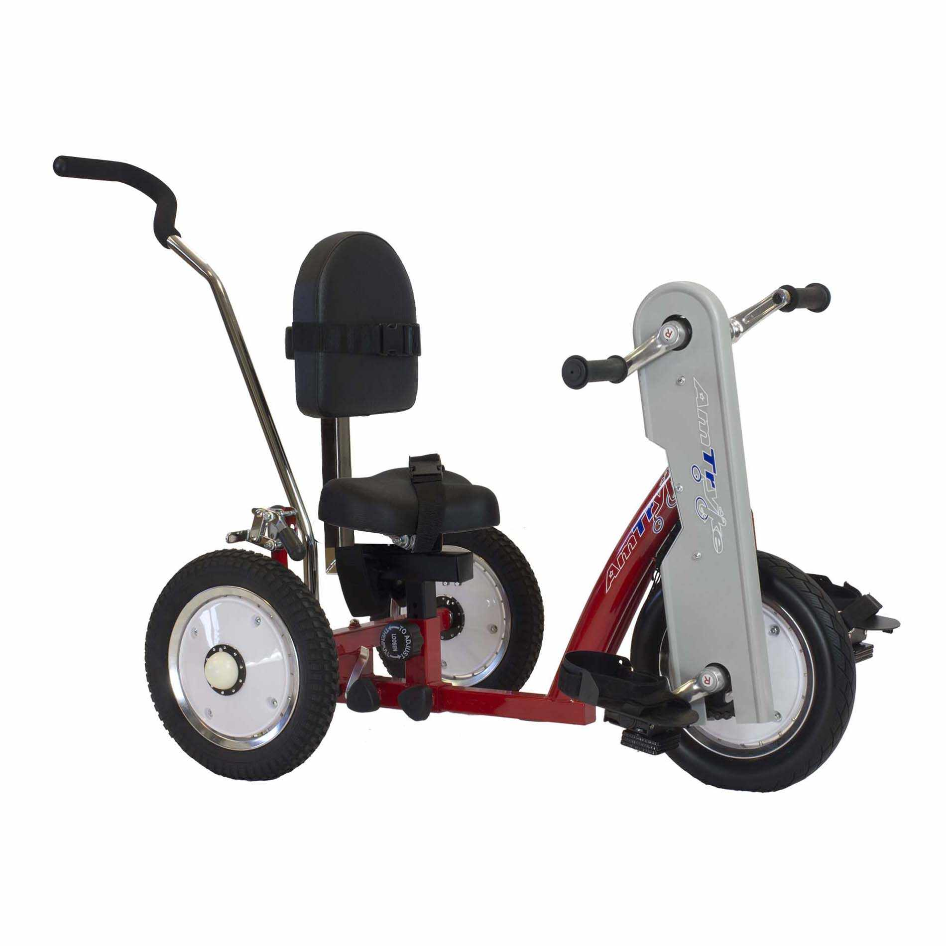 Amtryke AM-12S small tricycle with 1600 seating system