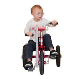 AM-12S small tricycle with 1600 seating system
