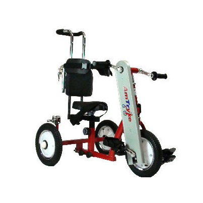 Amtryke AM-12 tricycle with 1400 seating system