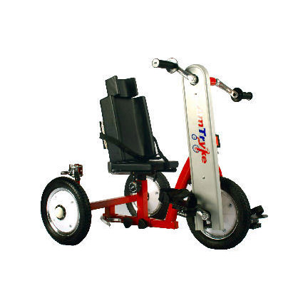 Amtryke AM-12 tricycle with snappy seat