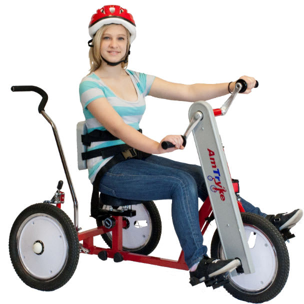 Amtryke Am-16 Tricycle With 1600 Seating System | AmTryke Tricycles 50-HFC-0411