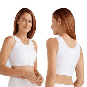 Amoena Patricia Post-Surgical Compression Vest, Size 38(D/DD), White