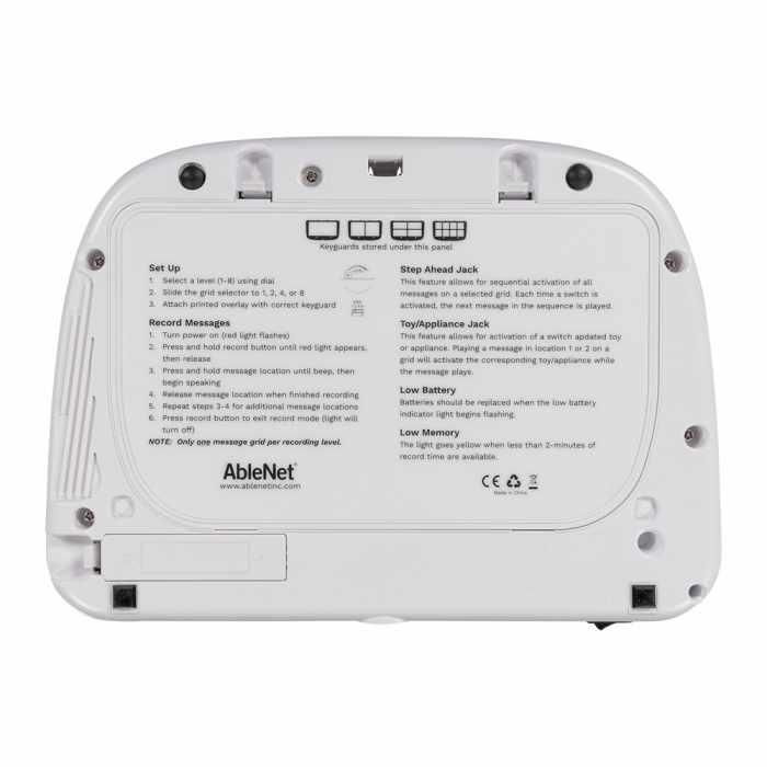 Ablenet Supertalker Progressive Communicator | Ablenet Supertalker FT