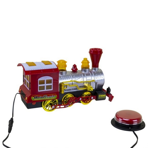 Ablenet Switch Adapted Bump-N-Go Bubble Train