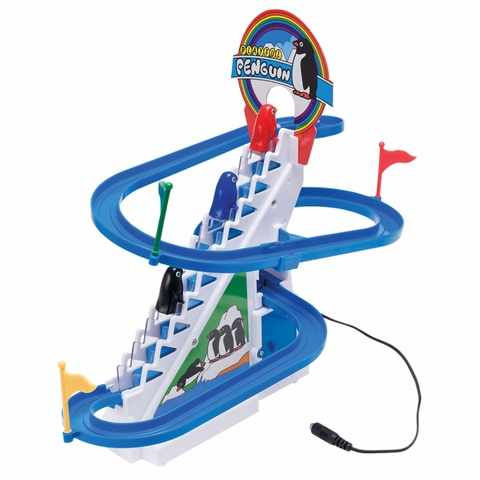 Ablenet Switch Adapted Penguin Race