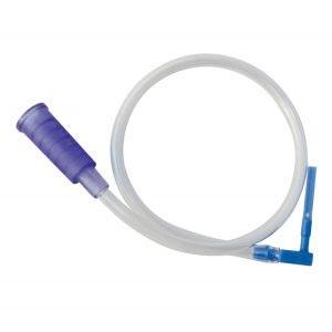 AMT Decompression Tube, Bolus Port, 18Fr, 2-2/5cm