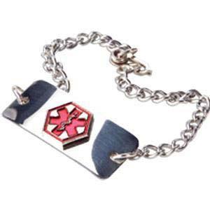 Apex Medical Alert Bracelet (I Am Diabetic)