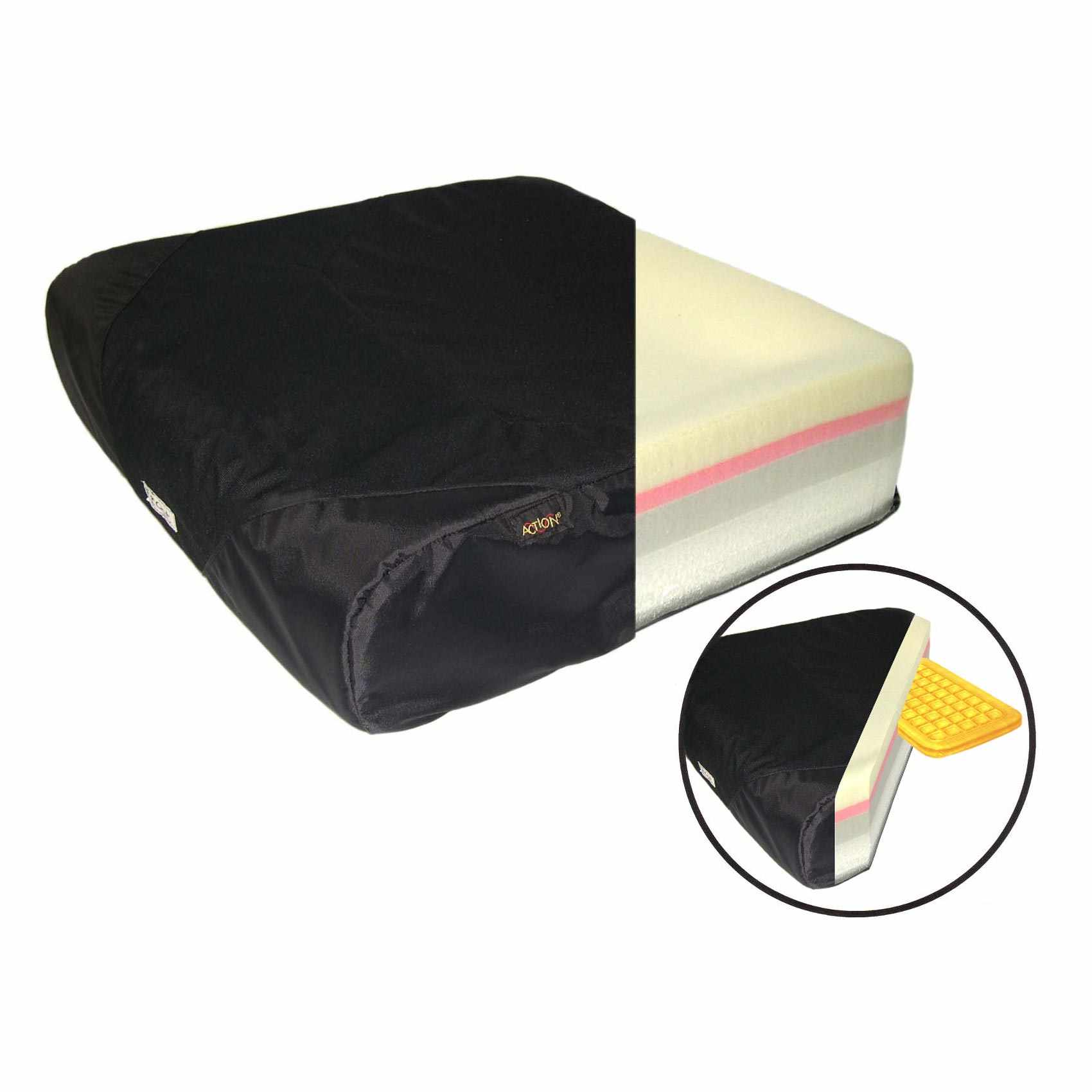 Action Products Xact soft cushion