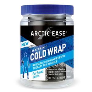 """Arctic Ease Instant Cold Wrap, Black, 2.75"""" X 36"""""""