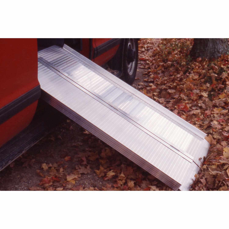Alumilite Folding Curb Ramp