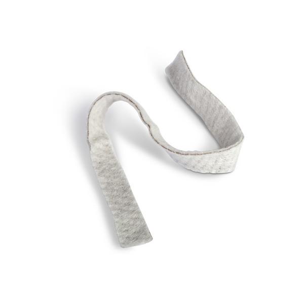 "Silverlon Antimicrobial Silver Calcium Alginate Dressing, 3/4"" x 12"""