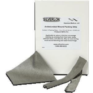"Argentum Medical Silverlon Wound Contact Dressing 4"" x 12"""