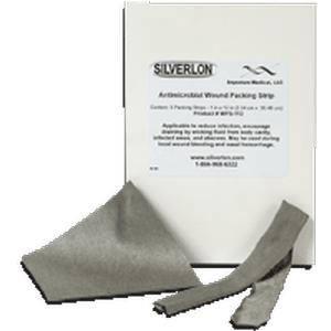 "Silverlon Antimicrobial Wound Packing Strip 1"" x 24"""