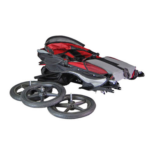 Adaptive star disassembled stroller