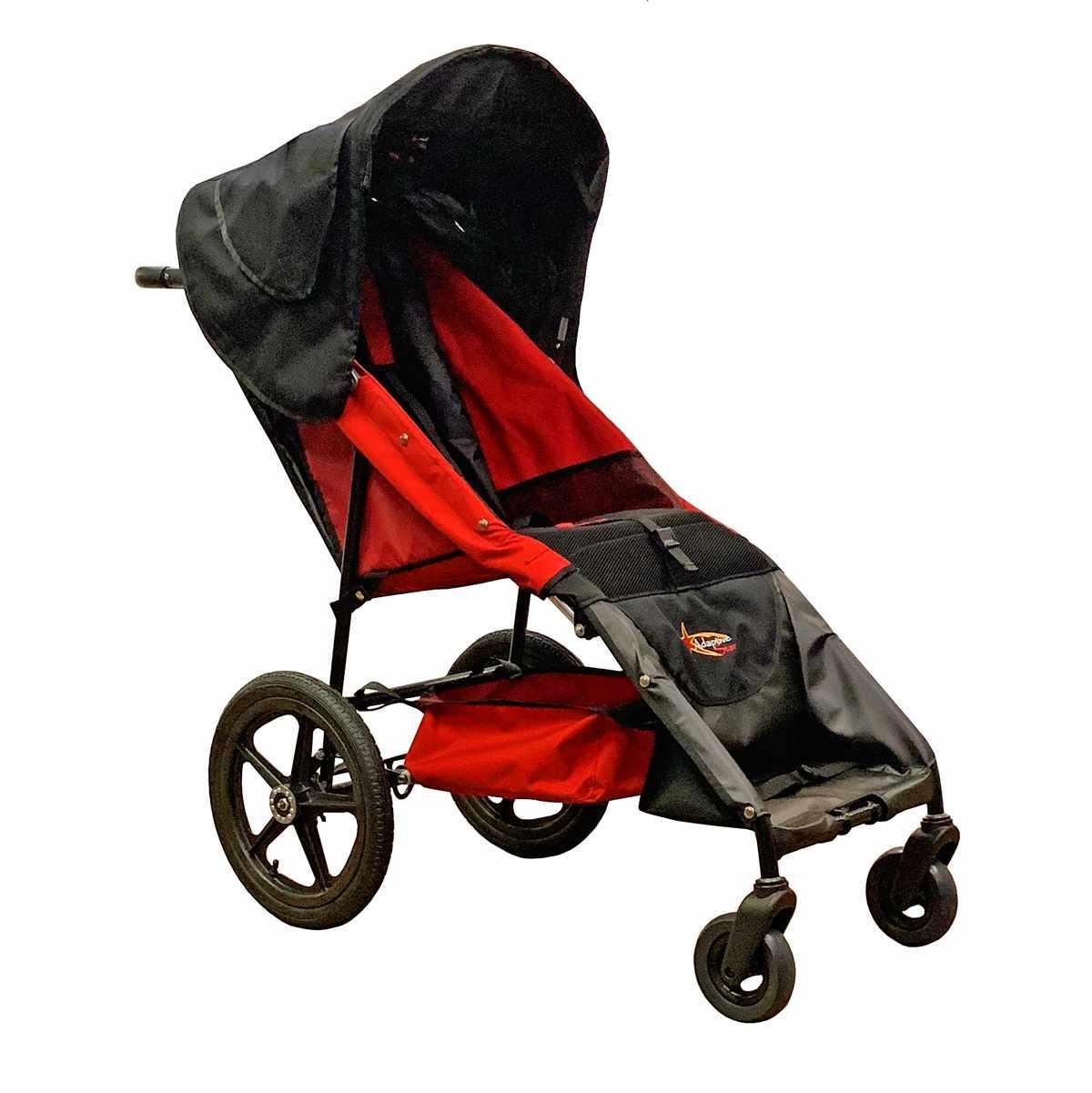 Adaptive star axiom lassen indoor/outdoor mobility push chair