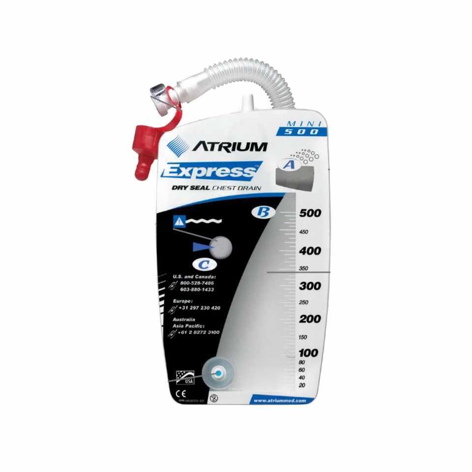 Atrium Getinge Express Suction Bulb