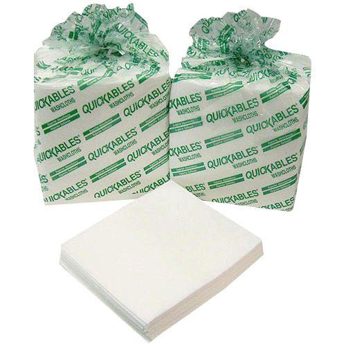 Attends Quickables Dry Wipes