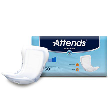 """Attends Bladder Control Pad, Ultimate, 18"""""""