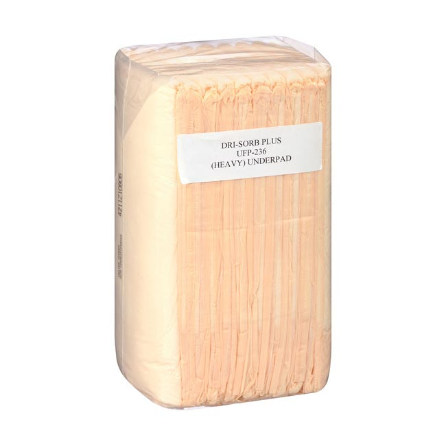 """Attends Healthcare Products Dri-Sorb Plus Underpad, 23"""" x 36"""""""
