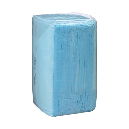 """Attends Dri-Sorb Underpad, Light Absorbency, Latex-free, Disposable, 23"""" x 24"""""""