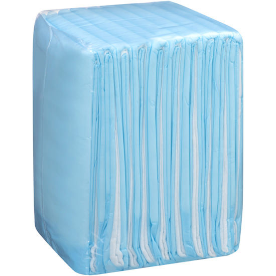 """Attends Dri-Sorb Underpad, Light Absorbency, Disposable, 30"""" x 30"""""""