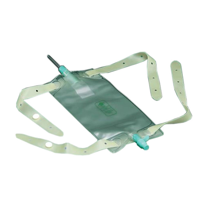 Bard Bile Bag with T-Tube Adaptor 9 oz Latex Belts Sterile