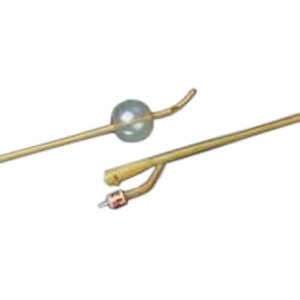Bardex Lubricath Carson 2-Way Speciality Foley Catheter 24Fr, Hydrogel Coated