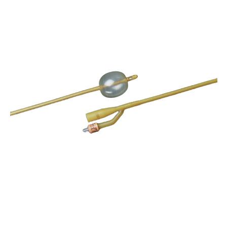 Bardex Lubricath 2-Way Specialty Foley Catheter 16Fr, 30cc Balloon Capacity
