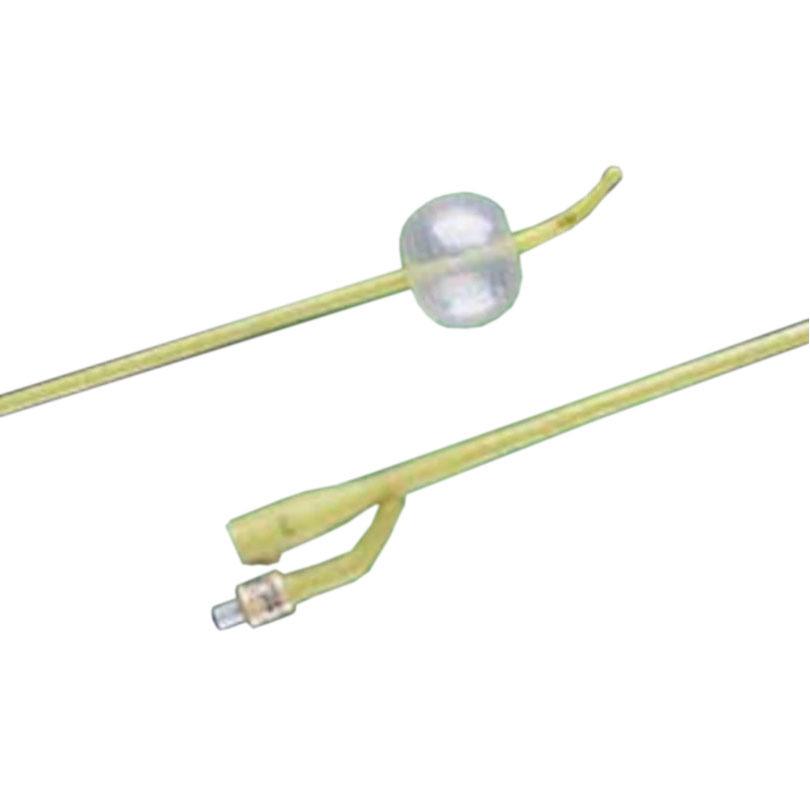 Bardex I.C. Carson 2-Way Latex Foley Catheter, 14Fr 5cc Balloon Capacity