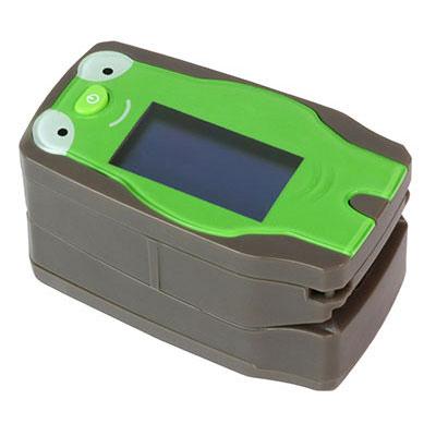 Baseline Pediatric Fingertip Pulse Oximeter, Batteries Included