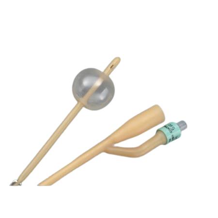 Bardia Silicone Elastomer Foley Catheter