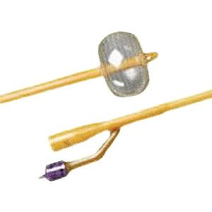 Bard Nephrostomy Foley Catheter Without Stylet, 22Fr