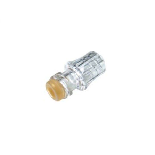 Baxter Interlink Injection Site with Male Luer Lock Adapter, Sterile