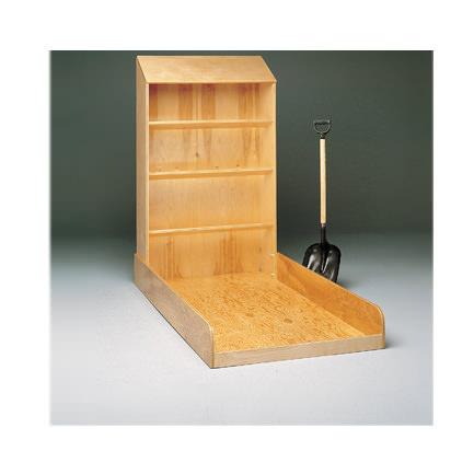 Baseline Work Hardening Shovel and Levering Work Station Includes Shovel