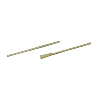 """Bardex Urethral Catheter 38Fr, 16"""" Whistle Tip, Natural"""