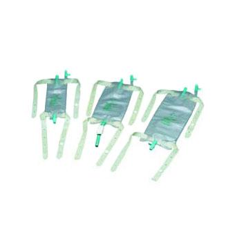 Bard Dispoz-A-Bag Leg Bag with Flip-Flo Valve, Reusable, Sterile 32 oz