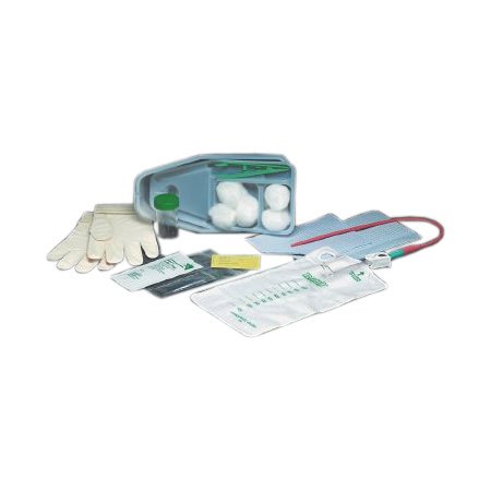 Bard Bi-Level Tray with 14Fr Plastic Catheter